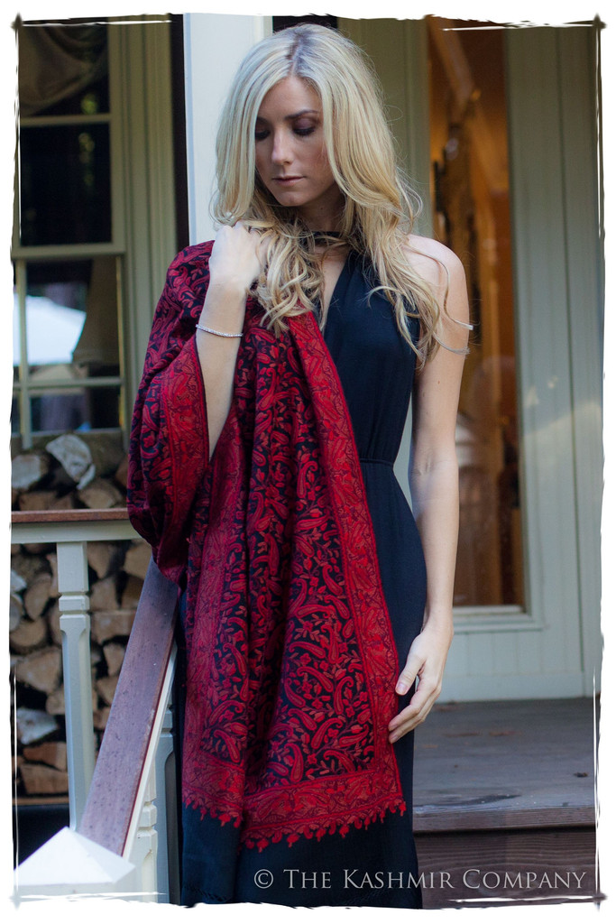 The Passion Ignited Shawl New Look of Timeless Fashion Luxury