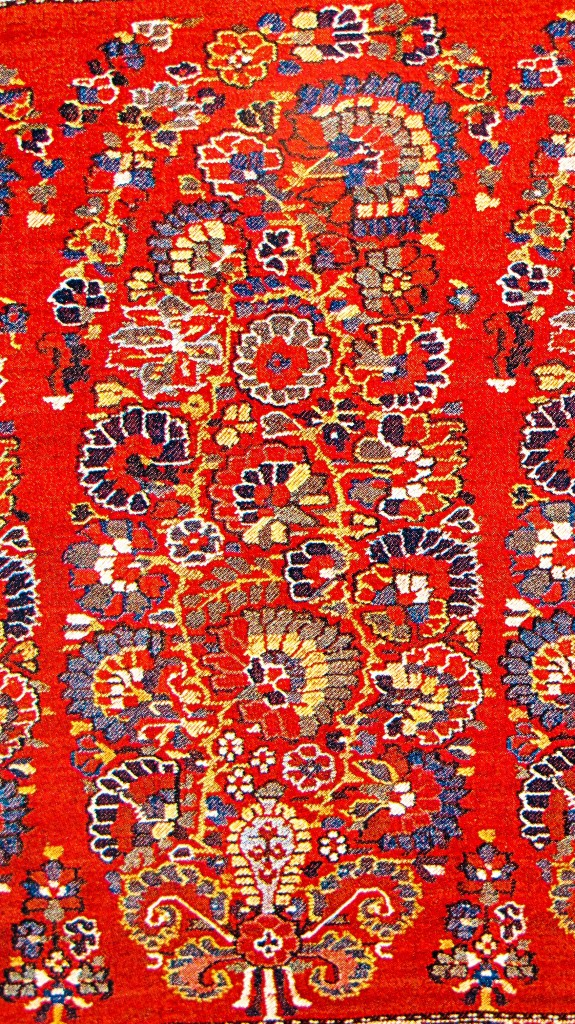 Buta on Shoulder Mantle. Kashmir Shawl. Afghan Period. Kashmir. ca. 1815. 2 575x1024 Kashmir Paisley Shawl and its Enduring Contribution to the Paisley Motif