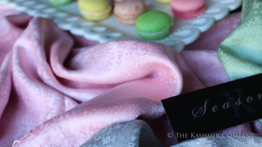 Laduree Silk Collection Seasons Paris Kashmir Company 1024x576 Ladurée Silk Scarf Collection: Inspired by Laduree Paris