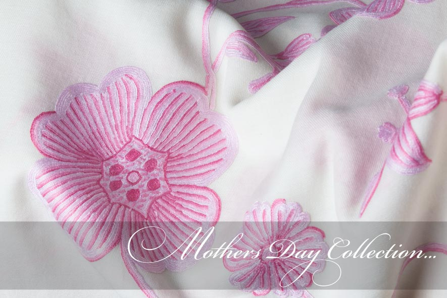 Blog Post Image Mothers Day Collection Kashmir Collection Gifts For Mothers Day: Give Her A Kashmir Shawl To Show Your Love