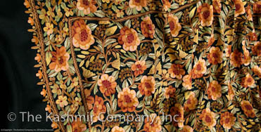 Garden of Amrosia Antiquaires Shawl